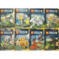 (Diskon) Mainan Anak Lele 79305 Nexo Soldiers LEGO
