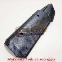 Cover Tutup Knalpot Muffler NEMO Carbon Yamaha XMAX 250