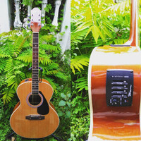 jual gitar akustik elektrik murah Epiphone bukan yamaha ori