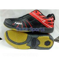Sepatu Badminton Hart HS 703 Red/Blk