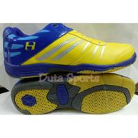 Sepatu Badminton Hart HS 703 Yell/Blue