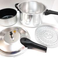 Miyako Pressure Cooker / Panci Presto 7.0 Liter PC-700