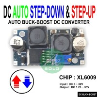 DC Auto Step-Down / Step-Up Buck / Boost Power Converter Module