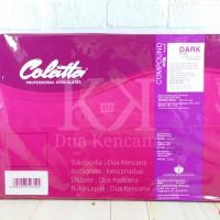 Colatta Dark Compound 1 KG Coklat Hitam Compound Chocolate Collata