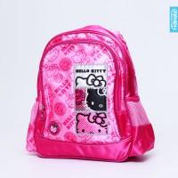 Hello Kitty Square Rsck M - Adinata / Tas sekolah ransel anak / Bag