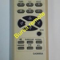 REMOTE TV TABUNG SHARP 368 - GROSIR