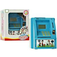 Mainan Edukasi Anak ATM Mini Bank Celengan Paw Patrol Bahasa Indonesia
