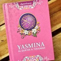 Al Quran Yasmina Terjemahan Kecil A6 HC