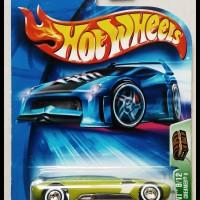 Hotwheels 2004 Whip Creamer II TH Super -Satin Green-