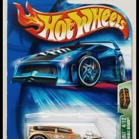 Hotwheels 2004 Double Demon TH Super -Metallic Gold-