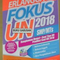 BUKU FOKUS UN 2018 SMP ERLANGGA SUKISMO FREE CD SIMULASI wr