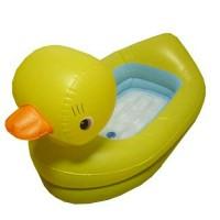 munchkin bebek/duck bak mandi bayi