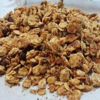 (Murah) Grains N' Co Homemade Granola (Peanut Butter Choco Chip)