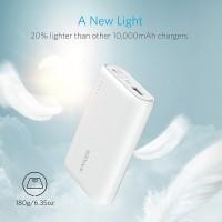 Powerbank Anker PowerCore 10000 - WHITE