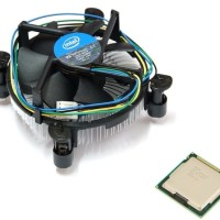 Intel Processor Core i3-2120 + Fan 1155