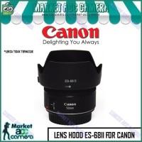 LENSHOOD/LENS HOOD ES-68II for CANON EF 50mm f/1.8 STM Lens
