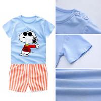 Setelan baju anak import