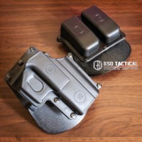 Holster Fobus Tactical HS Double Magazine Pouch for M&P9 M&P40 CP88