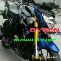KONDOM/COVER SHOCK USD MOTOR BYSON