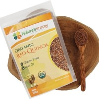 Nature's Energy Organic Royal Red Quinoa - 500 gr