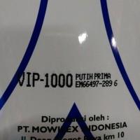 CAT MOWILEX VIP 1000 PUTIH PRIMA 2,5 LITER / CAT TEMBOK INTERIOR