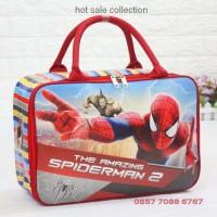 IZY (Sakura.C) - Travel Bag Anak Bahan Sponsuper besar 40cm Karakter