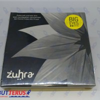 Softlens X2 Zuhra Black
