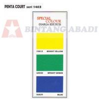 Penta Court Cat Lapangan Futsal Badminton Tenis Galon 5 Kg - Special