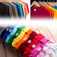 Kaos polos | Kaos Oblong | Fashion Pria | Yarn N spindle Eco - soft