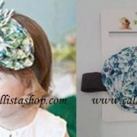 top baby headband bunga import anak