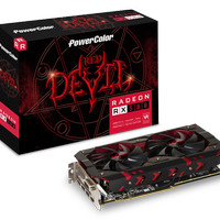Powercolor RX 580 Red Devil 8GB DDR5