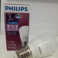 [Promo] Philips LED 3W LED Bulb dijamin PHILIPS