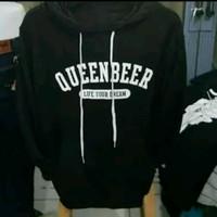 Hoodie-Jaket-Sweater QUEEN BEER Keren