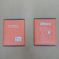 Baterai Himax Polymer Li/HA-2 0B/HI-2/battrey/batrai/batre hp/ori oem