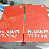 Hp Huawei Y7 Prime New Snapdragon Garansi Resmi (RAM 3GB+ROM 32GB)