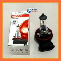 Bohlam Lampu Fog Lamp Rush Terios OSRAM H8 12V 35W Original
