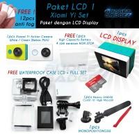 Paket Xiaomi Yi Camera   LCD Display Full Set (Paket LCD 1)