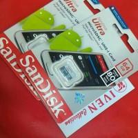 memori card memory memorycard 64 gb micro sd sandisk class 10 64gb
