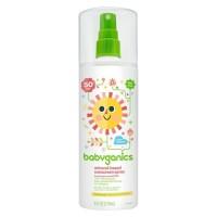 177 Ml Babyganics Mineral-Based Baby Sunscreen Spray SPF 50/Sunblock