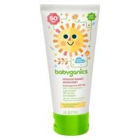 Babyganics Mineral-Based Sunscreen SPF 50 / Sunblock Lotion