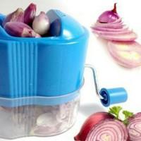 PENGIRIS BAWANG Onion Slicer / Perajang Bawang / Iris Bawang Rajang
