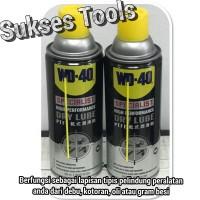 WD 40 Dry Lube / Pelumas Pelindung WD40 uk. 360ml