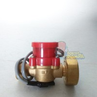 "FLOW SWITCH YORK 1"" x 3/4"" OTOMATIS SAKLAR POMPA AIR BOOSTER"