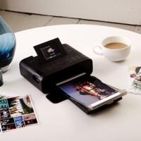 Printer Foto Canon SELPHY CP1200 WiFi, USB Photo Printer - White/Black