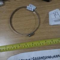klem selang 8 inch klem 8 inch klem cincin 8 inch klem besar besi ring