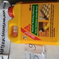 (Murah) sika bonding adhesive 900 ml cairan beton cairan semen