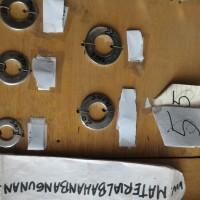 (Diskon) ring plat m 22 ring washer 22 mm