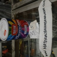 (Sale) cat minyak putih doff cat hitam dop minyak SUPER SEIV