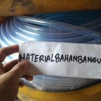 (Diskon) selang bening 3/4 inch selang transparan selang akuarium