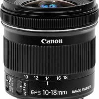 Canon EF S 10-18mm F/4.5-5.6 IS STM